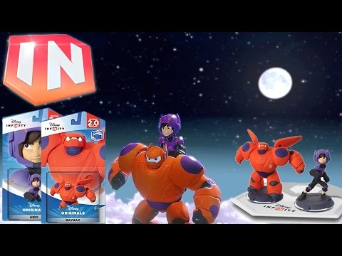 Disney Infinity Hig Hero 6 – Baymax & Hiro Trailer & Game-Play Analysis - YouTube thumbnail