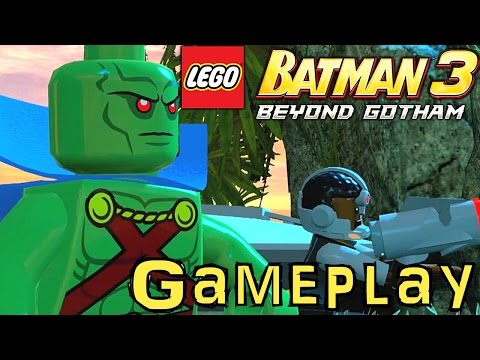 Lego Batman 3: Beyond Gotham – New Gameplay Analysis - YouTube thumbnail