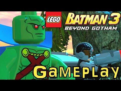 Lego Batman 3: Beyond Gotham – New Gameplay Analysis - YouTube thumbnail