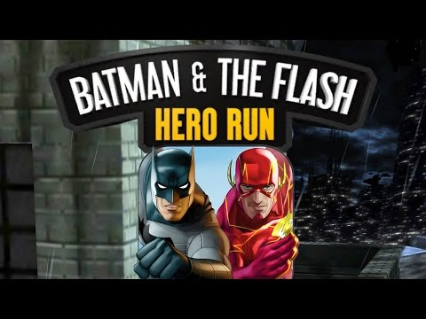 Let's Play Batman & The Flash on iOS, iPhone - YouTube thumbnail
