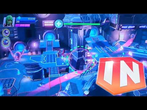 Let's Play Disney Infinity 2.0 Guardians of Galaxy Air Defence Mission - YouTube thumbnail