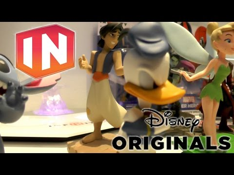 Let's Play Disney Infinity 2.0 Originals – Donald Duck and Pals Upgrade Trees & Toy Box - YouTube thumbnail