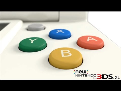 """New Nintendo 3DS"" Announcement Analysis – New 3DS / New 3DS XL - YouTube thumbnail"