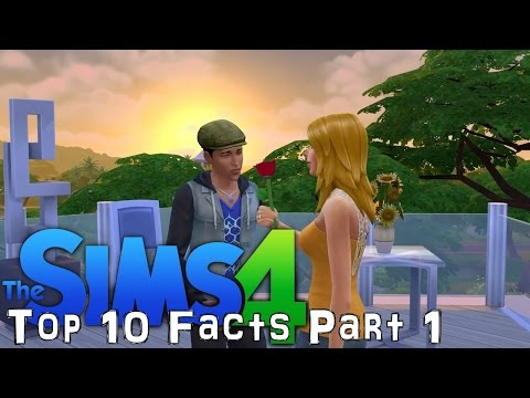 Sims 4 VIP Top 10 Facts (Part 1 of 2) - YouTube thumbnail