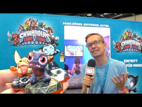 Skylanders Trap Team Mini-Booth Where Kid's Play First - YouTube thumbnail