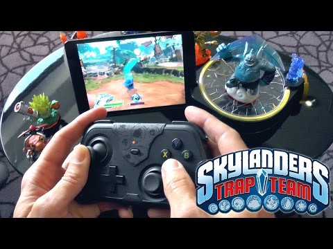 Skylanders Trap Team Mobile – Analysis Reveals Villain Hot Switching - YouTube thumbnail