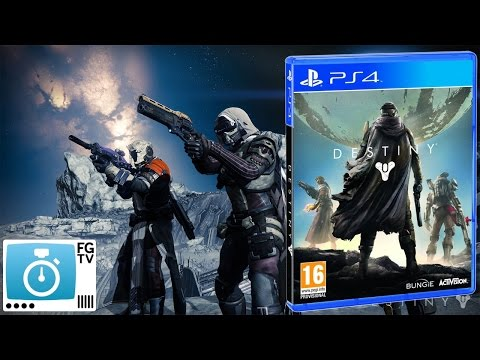 2 Minute Guide: Destiny – Violence, Storytelling & Game-Play - YouTube thumbnail