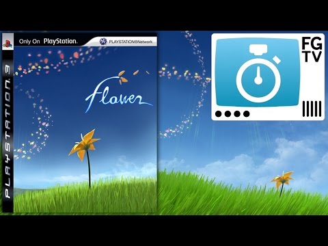 2 Minute Guide: Flower PS3, PS4, Vita - YouTube thumbnail