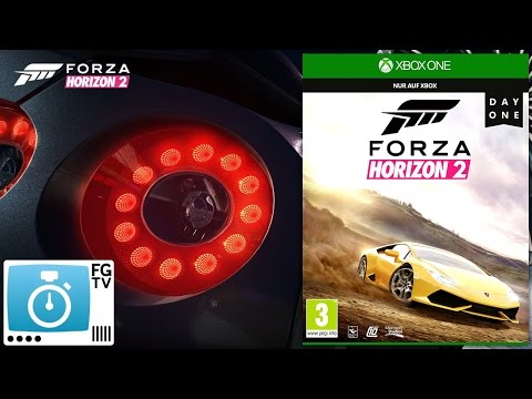 2 Minute Guide: Forza Horizon 2 (PEGI 3+ / ESRB 10+ / Common Sense 13+) - YouTube thumbnail