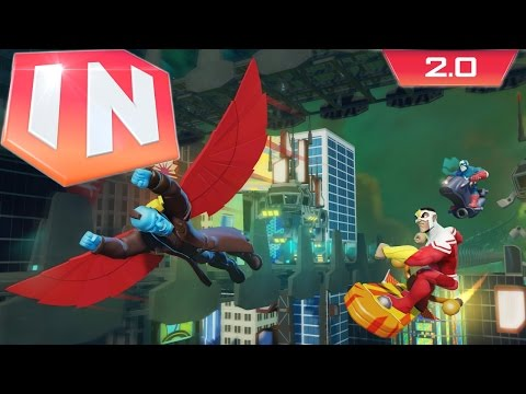 Disney Infinity Yondu & Falcon – Expert Marvel Analysis - YouTube thumbnail