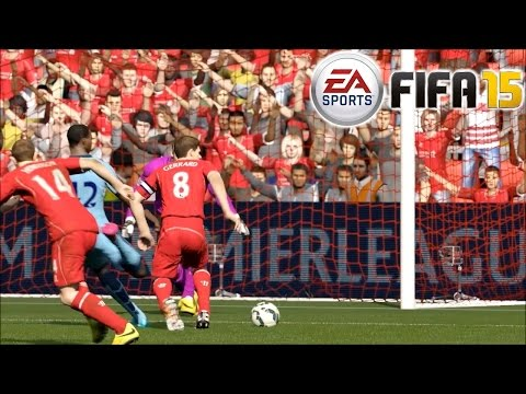 FIFA 15 – IGNITE Hands-On (PS4, Xbox One, PC) - YouTube thumbnail