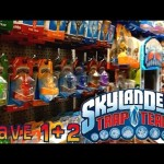 HUGE! Skylanders Trap Team Wave 1 and Wave 2  Analysis - YouTube thumbnail