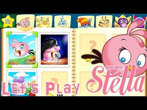 Let's Play Angry Birds Stella – IAP & Gender Analysis - YouTube thumbnail