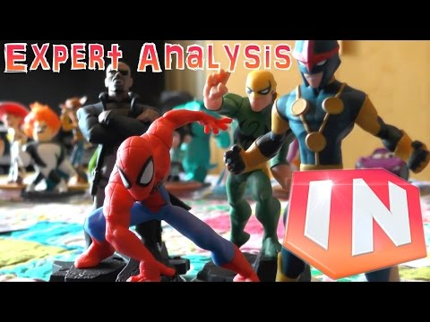 Marvel Expert Analysis – Disney Infinity 2.0: Spider-Man Playset - YouTube thumbnail