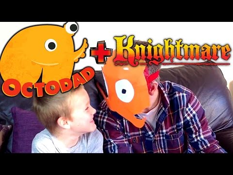 Octodad + Knightmare = Father Son Retro Joy - YouTube thumbnail