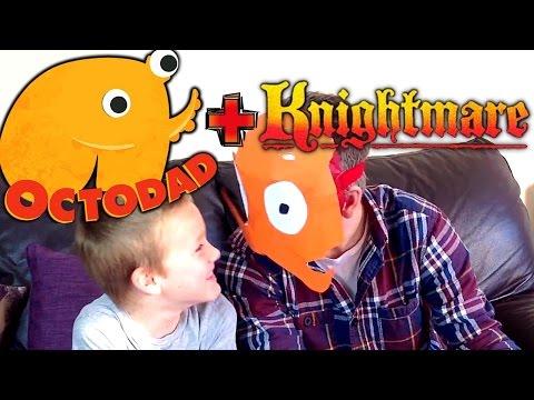 Octodad + Knightmare = Father Son Retro Joy - YouTube thumbnail