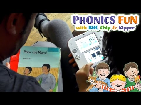 Phonics Fun with Biff, Chip & Kipper (Part 1) - YouTube thumbnail