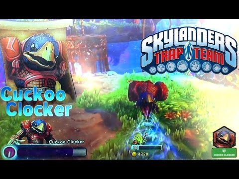 "Skyalnders Trap Team ""Cuckoo Clocker"" Villain Revealed at Lollibop - YouTube thumbnail"