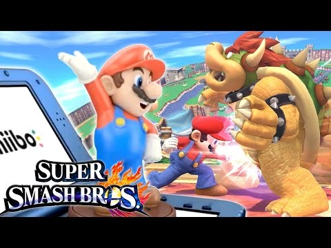 Super Smash Bros 3DS Top Tips, Hands-On, Characters, Arenas & Amiibo Toys - YouTube thumbnail
