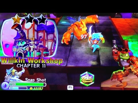 Trap Team Chapter 11: Wilikin Workshop – Scrap Shooter and Dr Krankcase (EGX Plays #4) - YouTube thumbnail