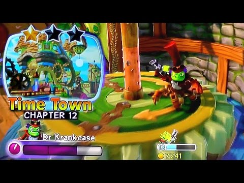 Trap Team Chapter 12 Time Town – Dr Krankcase, Wolfgang, Winged Sapphire (EGX Plays #5) - YouTube thumbnail