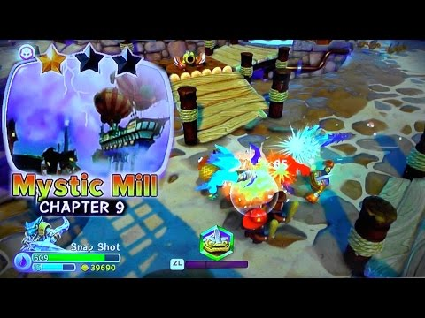 Trap Team Chapter 9: Mystic Mill – Shield Shredder, Krankenstein (EGX Plays #3) - YouTube thumbnail