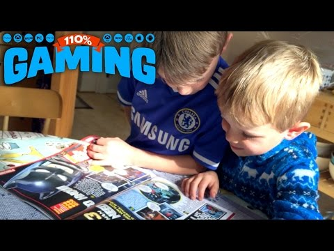 110% Gaming Magazine for Kids Out 15th October - YouTube thumbnail