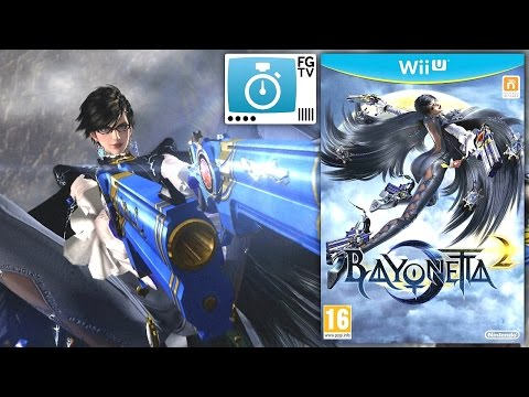 2 Minute Guide: Bayonetta 2 (PEGI 16) - YouTube thumbnail