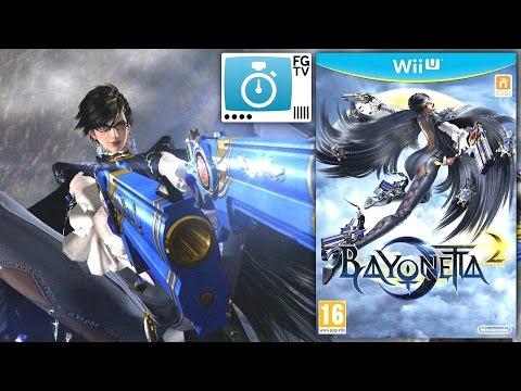 2 Minute Guide: Bayonetta 2 (PEGI 16) - YouTube thumbnail