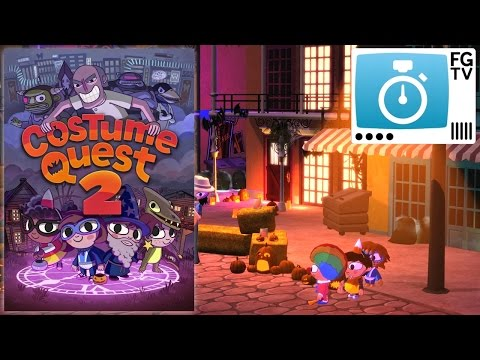 2 Minute Guide: Costume Quest 2 (PEGI 7+ / ESRB 10+) - YouTube thumbnail