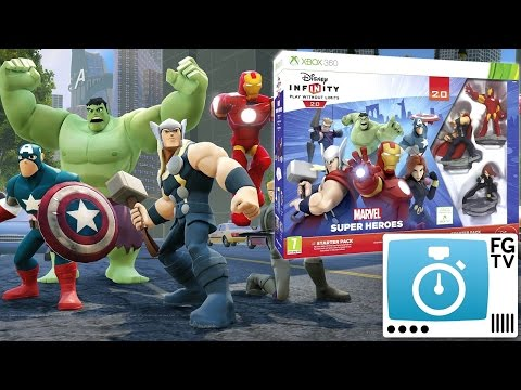 2 Minute Guide: Disney Infinity 2.0 - YouTube thumbnail