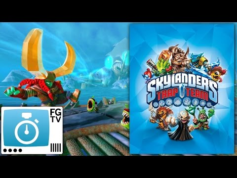 2 Minute Guide: Skylanders Trap Team - YouTube thumbnail