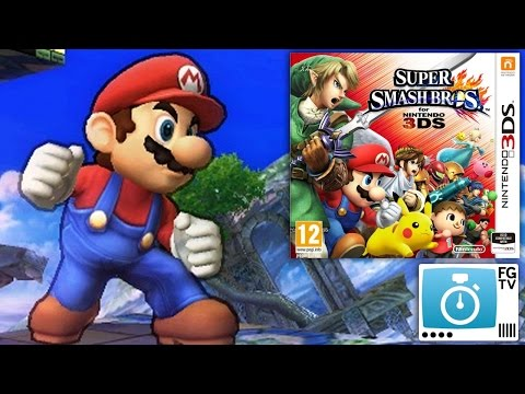 2 Minute Guide: Super Smash Bros. 3DS (PEGI 12 / ESRB 10 / Common Sense 11) - YouTube thumbnail
