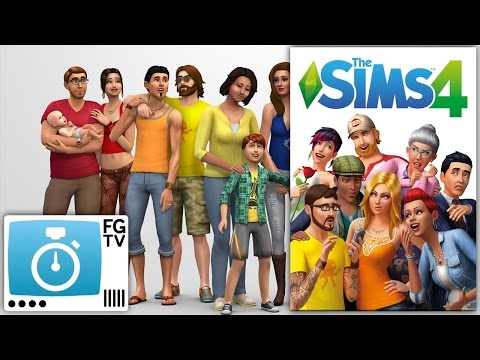 2 Minute Guide: The Sims 4 (PEGI 12 / ESRB Teen 13 / Common Sense 13) - YouTube thumbnail