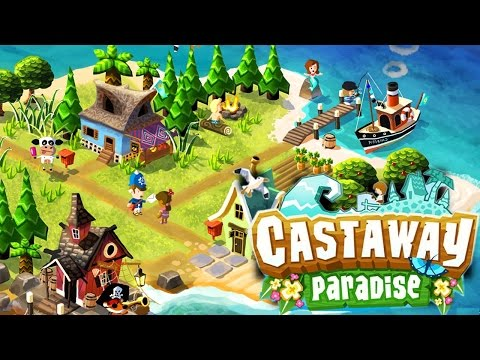 "Castaway Paradise ""Animal Crossing"" on iPad – Launched Worldwide"