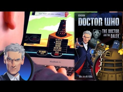 Dr Who The Doctor and the Dalek – Platform Programmer - YouTube thumbnail
