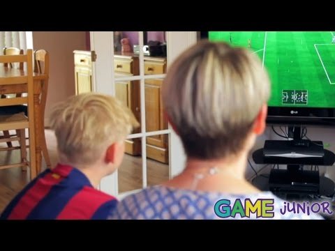 Game Junior: Choosing Family Games - YouTube thumbnail