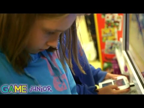 Game Junior: Family Gaming Advice - YouTube thumbnail