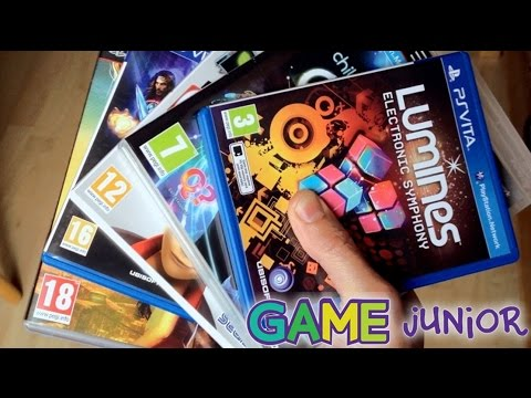 Game Junior: Safe Family Gaming Advice - YouTube thumbnail