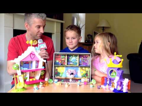 "Let's Play Angry Birds Stella ""Piggy Palace Playset"" Telepod Toys Unboxed - YouTube thumbnail"