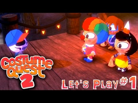 Let's Play Costume Quest 2 #1 – First 30 Minutes - YouTube thumbnail