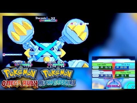 Let's Play Pokemon Omega Ruby / Alpha Sapphire – Demo Levels