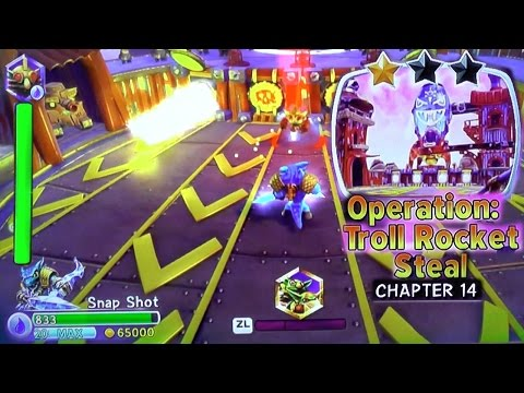 Let's Play Trap Team Chapter 14 Troll Rocket Steal – Threatpack (EGX Plays #7) - YouTube thumbnail