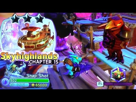 Let's Play Trap Team Chapter 15 Skyhighlands – Hawkmongous, Threatpack (EGX Plays #8) - YouTube thumbnail