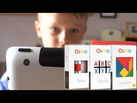 Osmo Evolves Skylanders Physical Play for Learning on iOS – $12 Million Funding - YouTube thumbnail