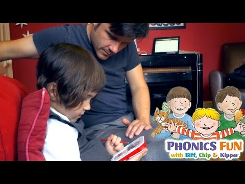 Phonics Fun with Biff, Chip & Kipper - YouTube thumbnail