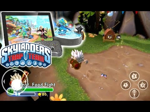 Skylanders Trap Team Tablet – iPad 3 Analysis - YouTube thumbnail