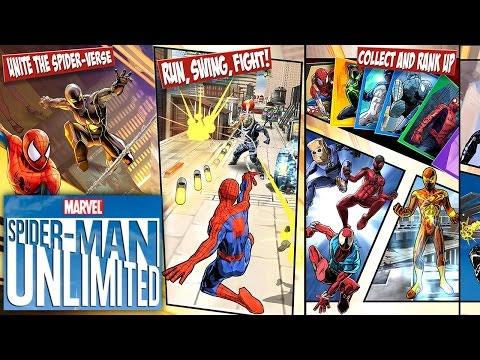 Spider-Man Unlimited – Comic Expert Review - YouTube thumbnail
