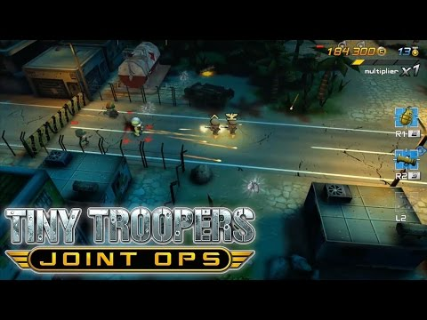 Tiny Troopers Joint Ops – Game-Play Preview PS3 / PS4 / Vita - YouTube thumbnail