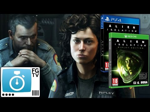 2 Minute Guide: Alien Isolation (PEGI 18+) - YouTube thumbnail